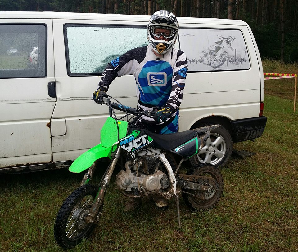 mini cross, pit bike, ycf, mrf, mini crossy, szukam mini crossa, mxwojcik, motocross,