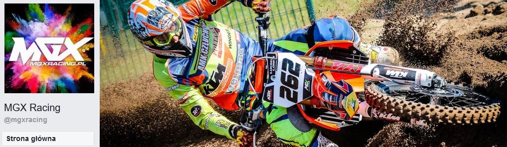Okleiny motocyklowe MGX Racing