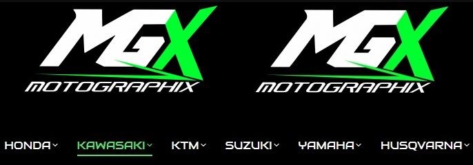 MGX Okleiny motocyklowe