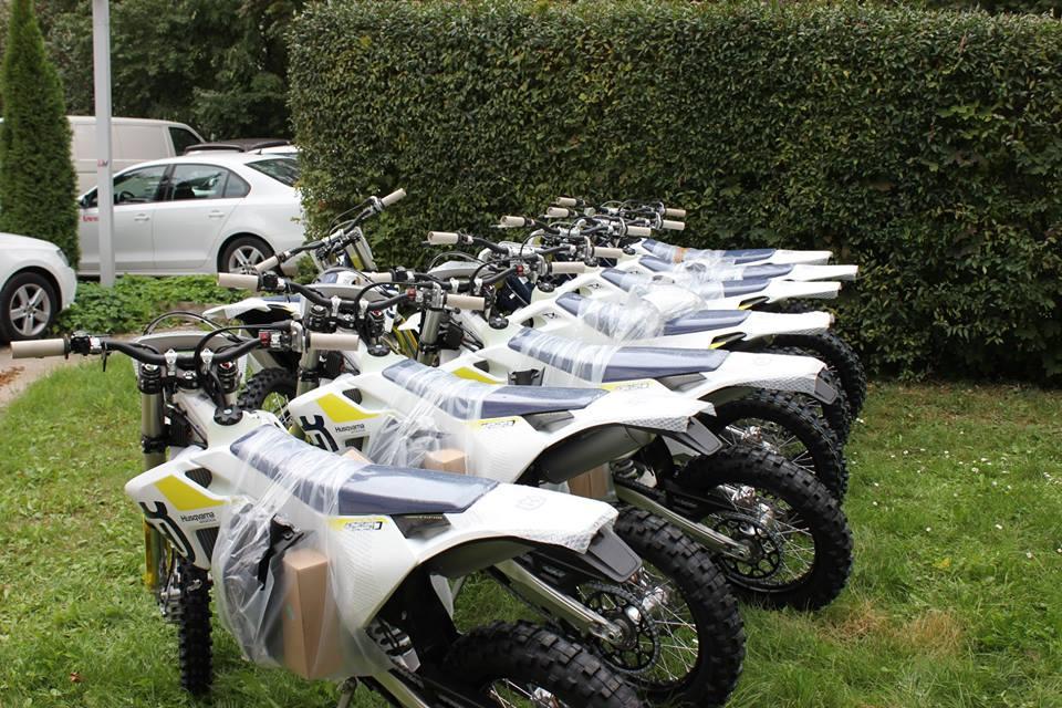 husqvarna motocykle model 2019