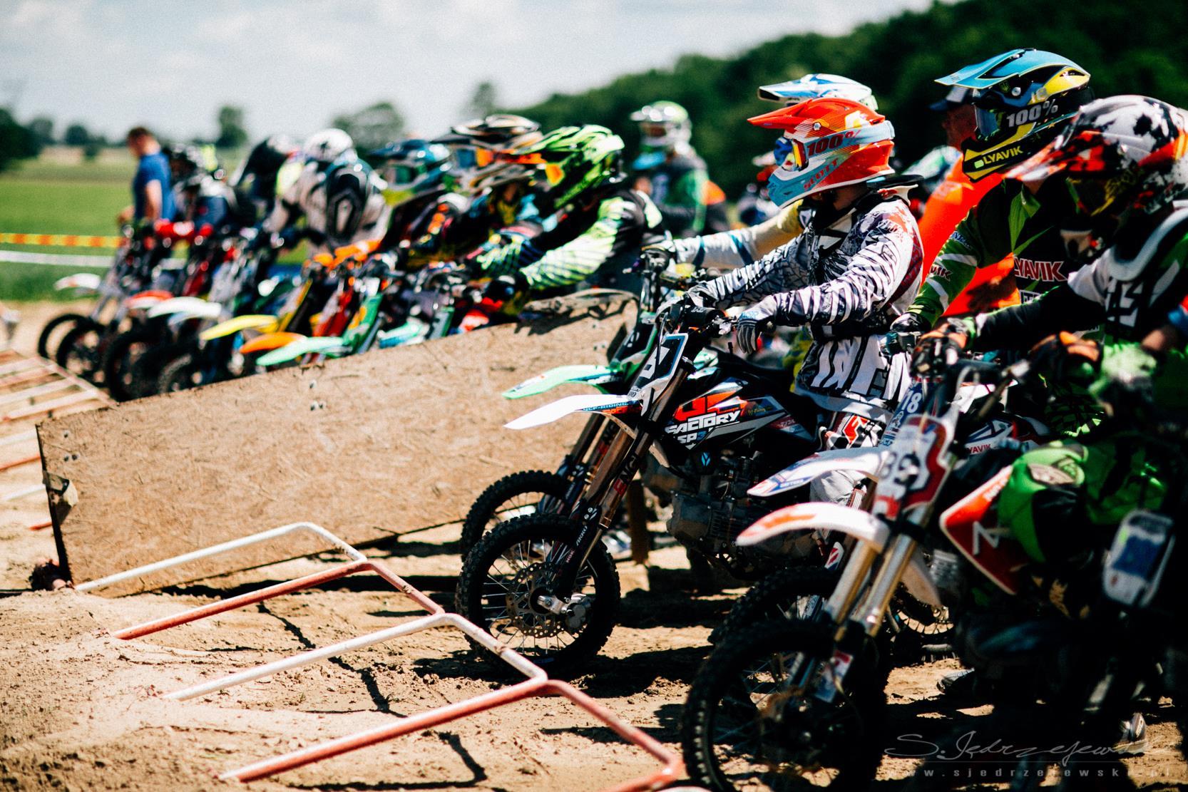 Motocross mini cross pit bike mxwojcik