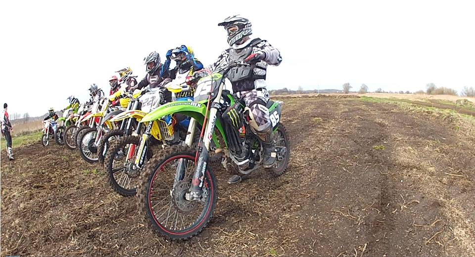 szkola motocrossu, mini cross, pit bike, mrf, ycf